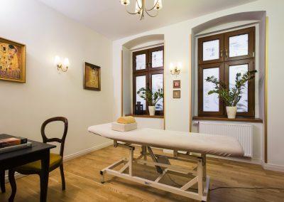 Gabinet osteopatii i terapii manualnej przy ul Tomaszowskiej we Wrocławiu